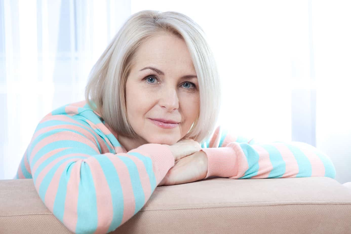 Menopausa donna mezza eta