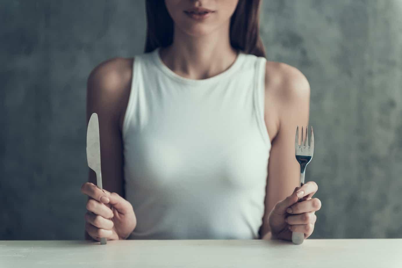 quanto peso posso perdere in 4 giorni senza mangiare
