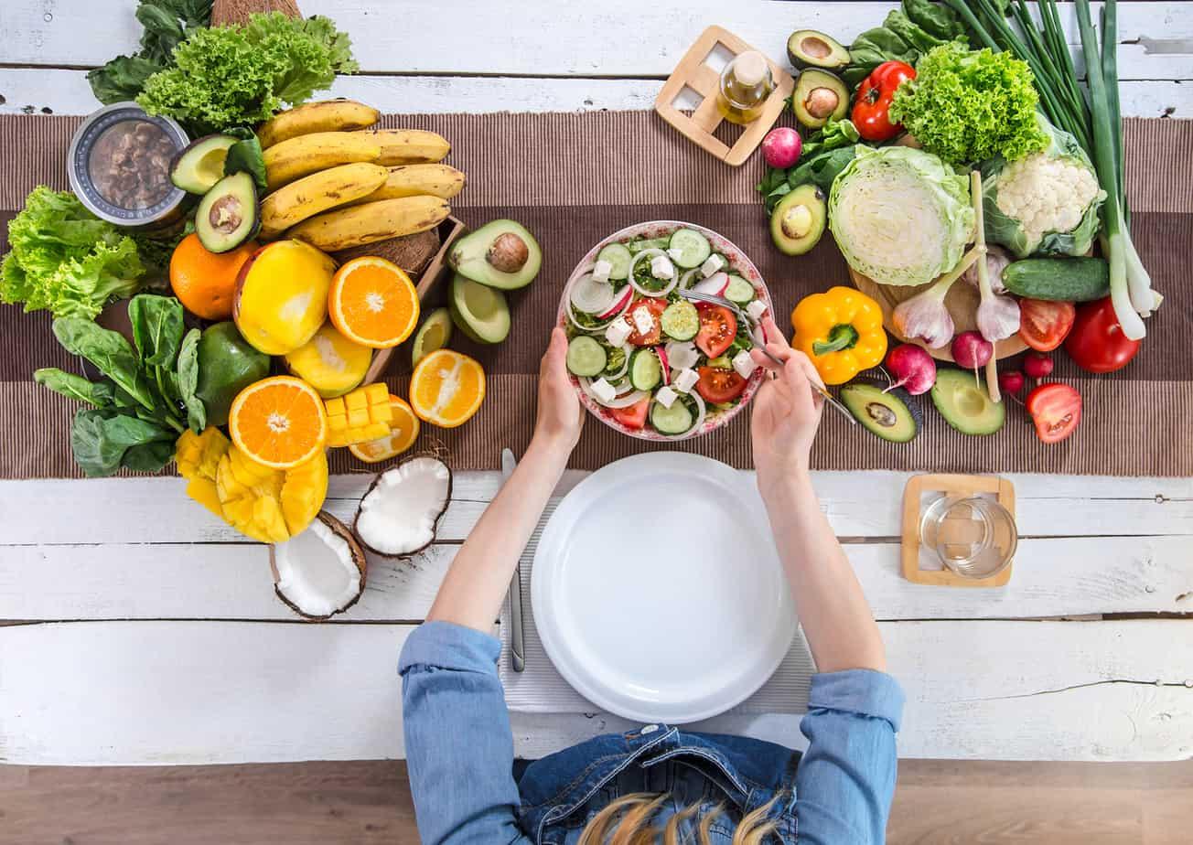 opzioni di cibo sano per dimagrire