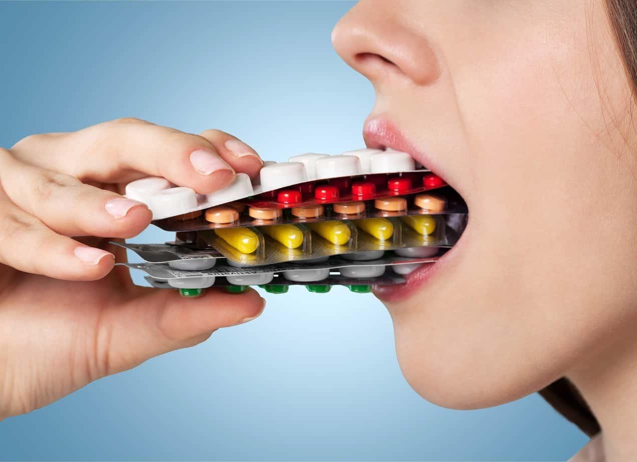 prendere troppe medicine contro il dolore
